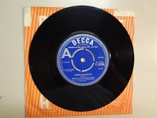 """CLAYTON SQUARES: Come And Get It- And Tears Fell-U.K. 7"""" 1965 Decca F.12250 Demo"""