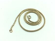 Fantastic vintage 9ct Rolled Gold Necklace Chain