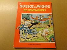 STRIP / SUSKE EN WISKE 126: DE WINDMAKERS | Herdruk 1976