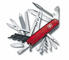 🌟🌟🌟 1.7775.T Victorinox Swiss Army Knife IT Profession CyberTool 41 RED NEW z