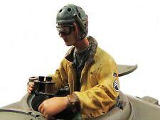 Mato MF2010 1/16 RC Tank Henglong Tamiya Taigen WWII US Commander Figurine