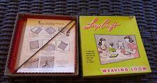 New listing Vintage Loop Craft Weaving Loom
