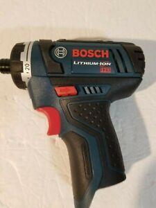 BOSCH PS21BN Cordless Drill/Driver Bare Tool,12.0V NEW