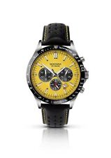 Sekonda Yellow Chronograph Dial Mens Watch 3378 RRP £79.99