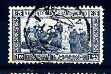 ITALIA - Regno - 1926 - 7° centenario della morte di S. Francesco - 1,25 lire