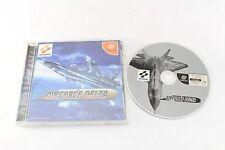 Sega Dreamcast Airforce Delta NTSC-J Japan version Game