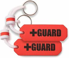 2 Pack - Mini Guard Rescue Floating Keychain - Waterproof - Premium Materials