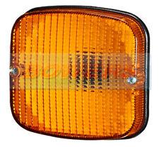 SIM 3132 Auto Furgone Rimorchio 12v/24v SCARICO RACCORDO Ambra Arancio Indicatore con Luce/Lampada