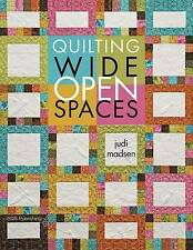 NEW Quilting Wide Open Spaces by Judi Madsen