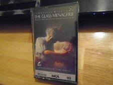SEALED RARE OOP The Glass Menagerie CASSETTE TAPE soundtrack HENRY MANCINI 1987