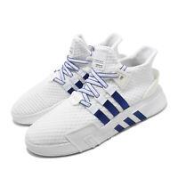 adidas Originals EQT Bask ADV White Active Blue Men Women Unisex Shoes BD7782