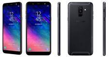 Samsung Galaxy A6+ Plus (2018) Duos SM-A605F 32GB 3GB RAM 24MP Kamera Schwarz