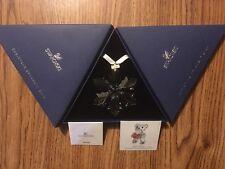 Swarovski Crystal 2014 Christmas Ornament Snowflake 5059026 Retired