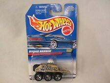 Hot Wheels  1998-782  Radar Ranger  Gold   NOC  1:64 Scale  (1116) 19951