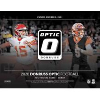 2020 DONRUSS OPTIC FOOTBALL HOBBY BOX FACTORY SEALED IN STOCK FREE SHIPPING