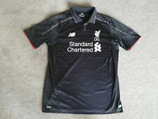 Liverpool FC - 15/16 - Away 3rd Football Shirt - Large - New Balance LFC