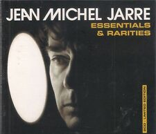 JEAN MICHEL JARRE ESSENTIALS & RARITIES 2011 LIMITED EDITION 2CD BLACK BOX OOP