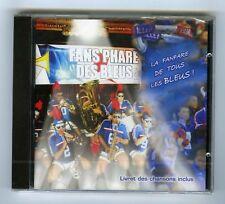 CD (NEUF) FOOTBALL FANS PHARE DES BLEUS