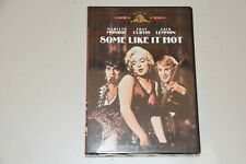 Some Like It Hot (Dvd, Widescreen) Brand New