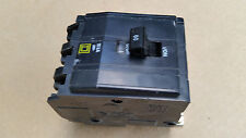 Square D 60A  3 pole 120V bolt on circuit breaker