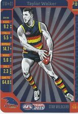 2015 Teamcoach Starwild SW-01 Taylor Walker Adelaide Crows