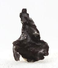 Sikhote-Alin Shrapnel Iron Meteorite Specimen Witnessed Fall RUSSIA w/ ID Card