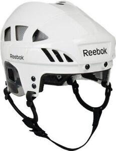 Reebok 7K Hockey Helmet Size Small 51-56CM White