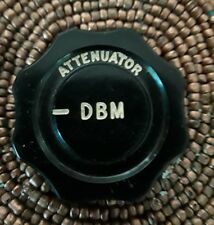 Vintage Bakelite Attenuator knob 3 available.