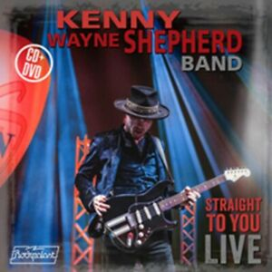 Kenny Wayne Shepherd - Straight To You Live - New CD/DVD