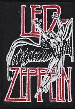 Led Zeppelin - Angel/Logo - Iron or Sew-On Patch