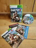 Far Cry 3 Microsoft Xbox 360 2012 WallMart Edition Hunt Four Bonus Animals Codes