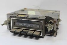 OEM GM Delco AM Car Radio Reciever 16002110 1978-79 Buick Skylark Pontiac  (587