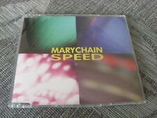 Jesus & Mary Chain:  Sound of Speed   CD Single     NM
