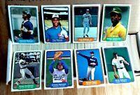 1982 Fleer Baseball Complete Set 1-660 Ripken RC Henderson Fernando Baines NRMT+