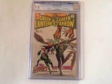 Green Lantern v1 #82 DC 1971 CGC 7.5 Neal Adams Black Canary Denny O'Neil Arrow