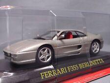 Ferrari Collection F355 Berlinett 1/43 Scale Box Mini Car Display Diecast vol 25