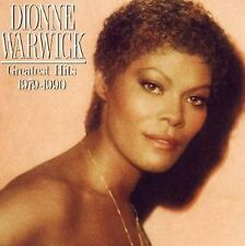Dionne Warwick - Greatest Hits 1979-1990 - CD NEU Beste Best Of Spinners Manilow