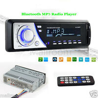 HD 1080p Auto Radio MP3 Player Bluetooth Unterhaltung SD USB FM Aux In Receiver