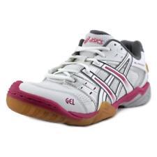 Zapatillas deportivas de mujer ASICS de tacón bajo (menos de 2,5 cm) de color principal blanco