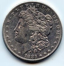 1883-s Morgan (SEE PROMOTION)