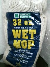 Wright Bernet 32 oz. Commercial Wet Mop 5632 *Free Shipping*