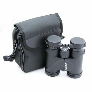 CCOP USA 10x32 High Quality Compact Image Stability Binoculars MB0021