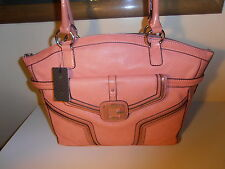 GUESS PURSE PEACH COLOR 100% AUTHENTIC  NICE & CHEAP!!!
