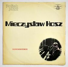 LP MIECZYSLAW KOSZ - Reminiscence Polish Jazz vol. 25