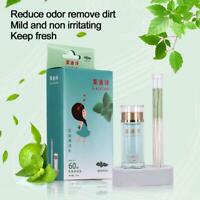 Pierced Ear Cleaning Set Herb Paper Floss Ear Hole Cleaning Line Deodorization