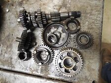 honda trx300 fourtrax 300 4x4 transmission assembly gears 96 1997 1998 1999 2000