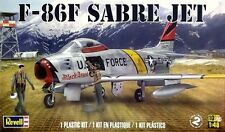 Revell Monogram F-86F Sabre Jet transonic jet fighter aircraft model kit 1/48