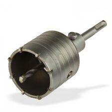 Scie trépan béton pour perforateur sds plus diamètre 100 mm REF PRSDST160X100