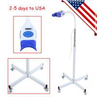 Dental Mobile Teeth Whitening LED Lamp Light Bleaching Accelerator stand system!