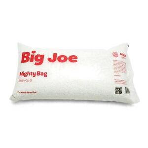 Big Joe Comfort Research UltimaX Bean Bags Refill 100 L White Single Pack